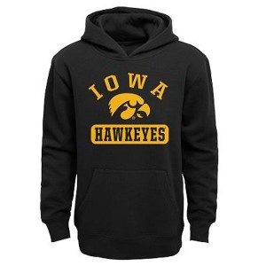 Iowa Hawkeyes Youth 8-20 Banner Fleece