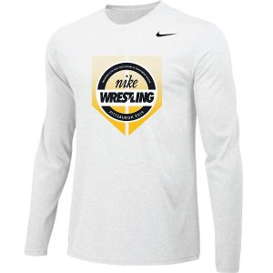 Nike Wrestling Athlete Tee