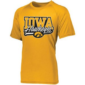 Iowa Hawkeyes Attain Tee