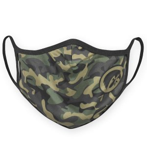 Iowa Hawkeyes Adult Camo Mask