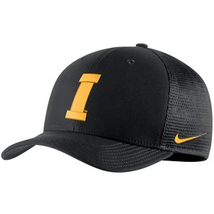 Iowa Hawkeyes Mesh Stretch Fit Cap