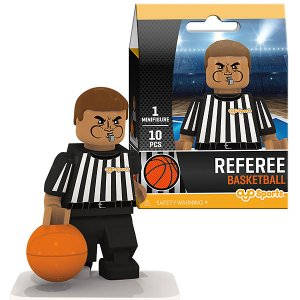 Iowa Hawkeyes Basketball Ref Figurine