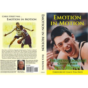 Iowa Hawkeyes Chris Street Book