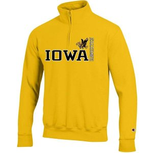Iowa Hawkeyes Power Blend Herky Pocketless Top