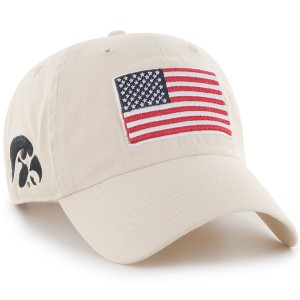 Iowa Hawkeyes OHT Clean Up Hat