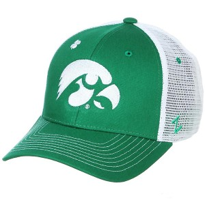 Iowa Hawkeyes St Patricks Hat