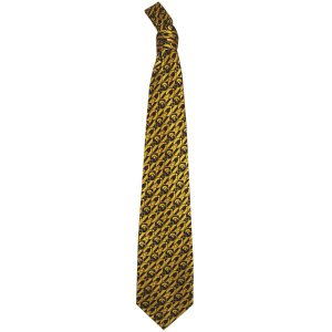 Iowa Hawkeyes Nexus Silk Tie