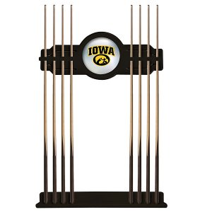 Iowa Hawkeyes Cue Stick Rack