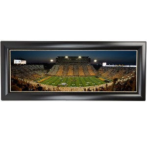 Iowa Football - 2017 Kinnick Lights Print