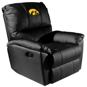 Iowa Hawkeyes Rocker Recliner