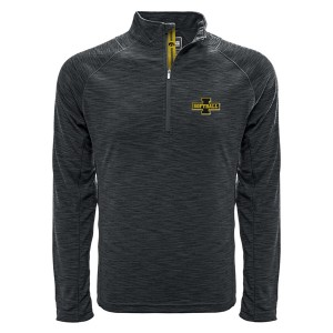 Iowa Hawkeyes Softball Mobility 1/4 Jacket