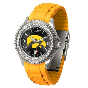 Iowa Hawkeyes Women's Sparkle Watch