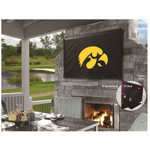 Iowa Hawkeyes TV Cover