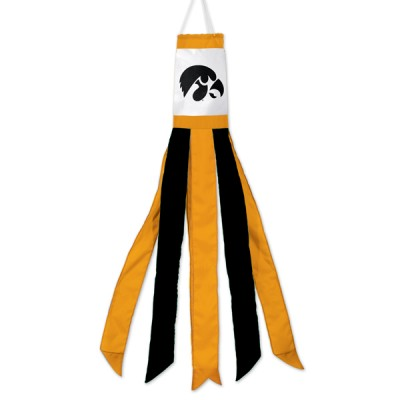 Iowa Hawkeyes Windsock