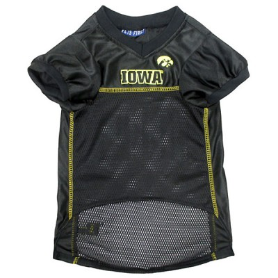 Iowa Hawkeyes Mesh Pet Jersey