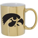 Iowa Hawkeyes Iridescent Mug