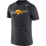 Iowa Hawkeyes Velocity Legend Graphic Tee