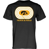 Iowa Hawkeyes Track & Field Knock Down Tee - Short Sleeve
