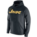 Iowa Hawkeyes Club Fleece Script Hoodie