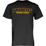 Iowa Hawkeyes Track and Field Senior Mascot Tee - Short Sleeve