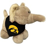 Iowa Hawkeyes Elephant Stuffed Animal