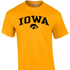 Iowa Hawkeyes Youth Arch Logo Tee