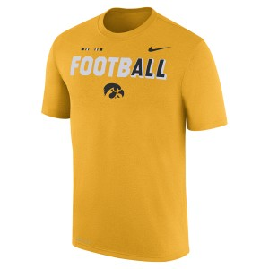 Iowa Hawkeyes Football Legends Tee