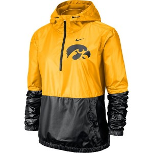 Iowa Hawkeyes Women's Anorak Jacket