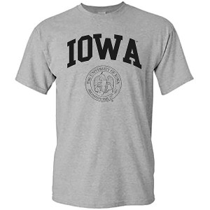 Iowa Hawkeyes Seal Tee