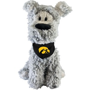 Iowa Hawkeyes Schnauzer Stuffed Animal