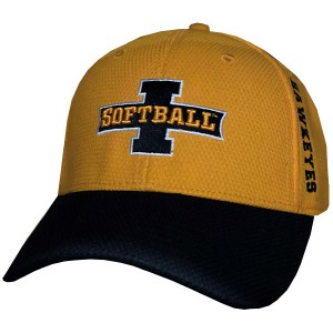 Iowa Hawkeyes Rocket Softball Cap