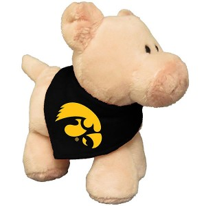 Iowa Hawkeyes Pig Stuffed Animal